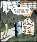Comic Strip Dave Coverly  Speed Bump 2015-12-09 house
