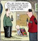 Comic Strip Dave Coverly  Speed Bump 2016-01-27 house