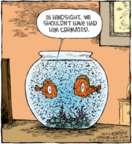 Cartoonist Dave Coverly  Speed Bump 2016-05-13 him