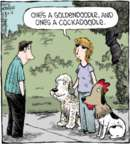 Comic Strip Dave Coverly  Speed Bump 2016-06-16 dog breed