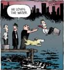 Comic Strip Dave Coverly  Speed Bump 2016-08-25 water