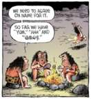Comic Strip Dave Coverly  Speed Bump 2016-09-02 caveman