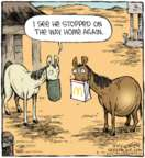 Comic Strip Dave Coverly  Speed Bump 2016-09-13 horse