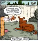 Comic Strip Dave Coverly  Speed Bump 2016-10-18 dog