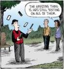 Cartoonist Dave Coverly  Speed Bump 2016-11-16 still