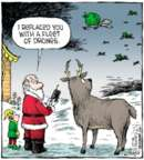 Comic Strip Dave Coverly  Speed Bump 2016-12-08 reindeer