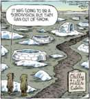 Comic Strip Dave Coverly  Speed Bump 2017-02-08 climate