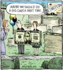 Cartoonist Dave Coverly  Speed Bump 2017-09-18 do
