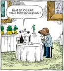 Cartoonist Dave Coverly  Speed Bump 2007-10-19 animal food