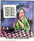 Cartoonist Dave Coverly  Speed Bump 2002-00-00 3-D