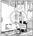 Cartoonist Dave Coverly  Speed Bump 2002-09-25 relevant