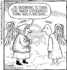 Cartoonist Dave Coverly  Speed Bump 2003-09-06 chilly