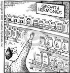 Cartoonist Dave Coverly  Speed Bump 2003-10-02 pharmacy
