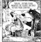 Cartoonist Dave Coverly  Speed Bump 2004-03-27 forest