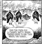 Cartoonist Dave Coverly  Speed Bump 2004-04-08 relevant