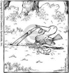 Cartoonist Dave Coverly  Speed Bump 2004-04-13 purpose
