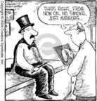 Comic Strip Dave Coverly  Speed Bump 2004-06-21 magic hat