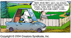 Cartoonist Dave Coverly  Speed Bump 2004-09-12 livestock