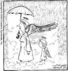 Cartoonist Dave Coverly  Speed Bump 2004-09-28 rain