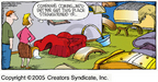 Cartoonist Dave Coverly  Speed Bump 2005-03-06 surrealism