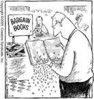 Cartoonist Dave Coverly  Speed Bump 2005-04-28 quality