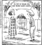 Cartoonist Dave Coverly  Speed Bump 2005-07-07 placement