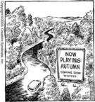 Cartoonist Dave Coverly  Speed Bump 2005-09-22 autumn