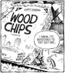 Cartoonist Dave Coverly  Speed Bump 2006-03-28 food consumption