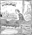 Cartoonist Dave Coverly  Speed Bump 2006-04-20 gardening
