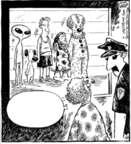 Cartoonist Dave Coverly  Speed Bump 2006-04-24 000