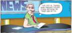 Cartoonist Dave Coverly  Speed Bump 2006-05-07 between