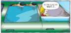 Cartoonist Dave Coverly  Speed Bump 2006-05-14 paw