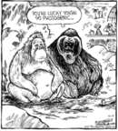 Cartoonist Dave Coverly  Speed Bump 2006-05-15 zoo