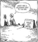 Cartoonist Dave Coverly  Speed Bump 2006-06-17 final