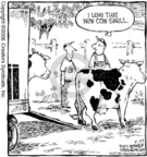Cartoonist Dave Coverly  Speed Bump 2006-06-24 livestock