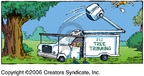 Cartoonist Dave Coverly  Speed Bump 2006-07-23 gardening