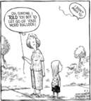 Cartoonist Dave Coverly  Speed Bump 2006-08-04 lady