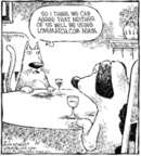 Cartoonist Dave Coverly  Speed Bump 2006-08-07 blind
