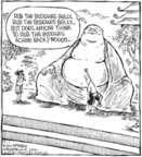 Cartoonist Dave Coverly  Speed Bump 2006-09-07 rub