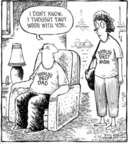 Cartoonist Dave Coverly  Speed Bump 2006-09-25 quality