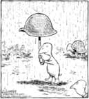 Cartoonist Dave Coverly  Speed Bump 2006-10-05 rain