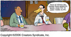 Cartoonist Dave Coverly  Speed Bump 2006-10-15 faster
