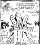 Cartoonist Dave Coverly  Speed Bump 2006-10-27 press freedom