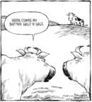 Cartoonist Dave Coverly  Speed Bump 2006-12-09 livestock