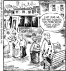 Cartoonist Dave Coverly  Speed Bump 2007-01-05 wine