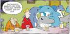 Cartoonist Dave Coverly  Speed Bump 2007-01-07 yell