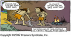Cartoonist Dave Coverly  Speed Bump 2007-02-11 division