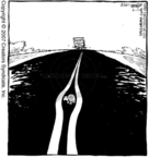 Cartoonist Dave Coverly  Speed Bump 2007-02-17 slow