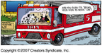 Cartoonist Dave Coverly  Speed Bump 2007-03-18 public safety