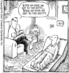 Cartoonist Dave Coverly  Speed Bump 2007-04-09 500